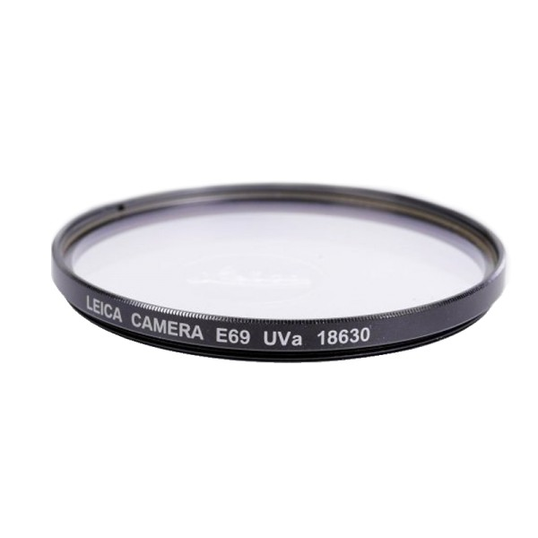 Leica UV Filter 69mm (18630) - Frontansicht