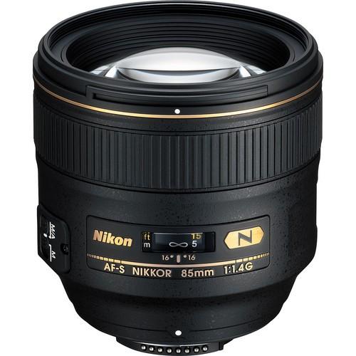 Nikon AF-S Nikkor 85mm f/1.4G Objektiv