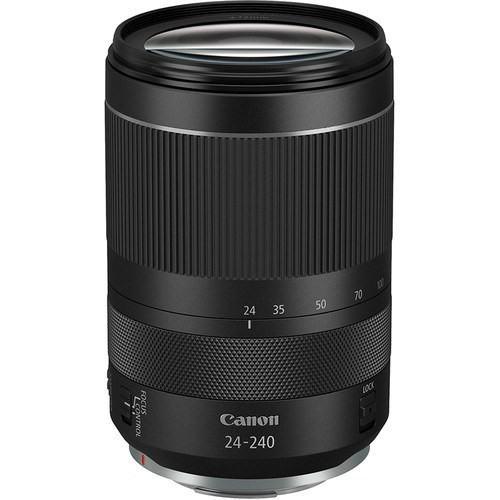 Canon RF 24-240mm f/4-6.3 IS USM Objektiv - Frontansicht