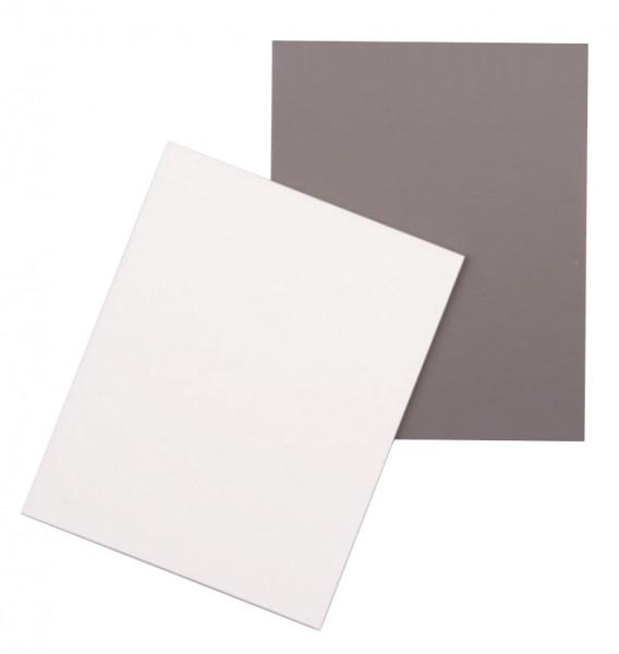 B.I.G. Taschen-Graukarten Set 2 Stk. (2x 10x12cm) 486006