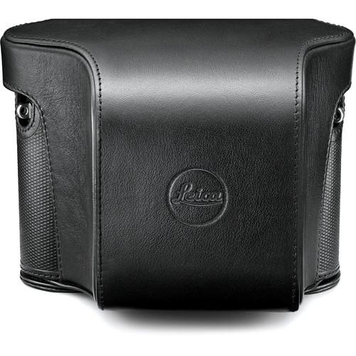 Leica Q Bereitschaftstasche Leder schwarz 19502
