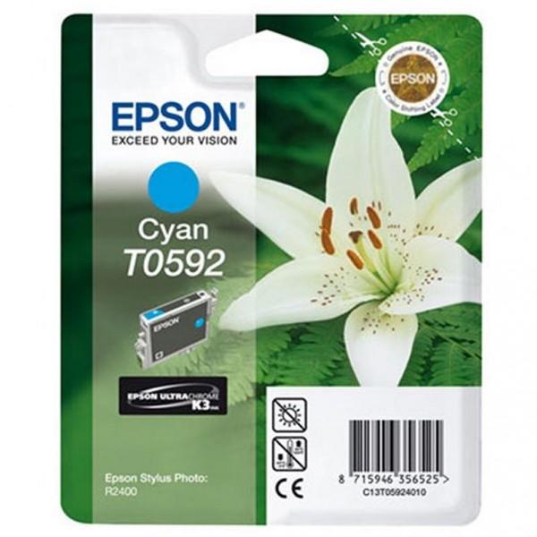 Epson T0592 Tintenpatrone cyan