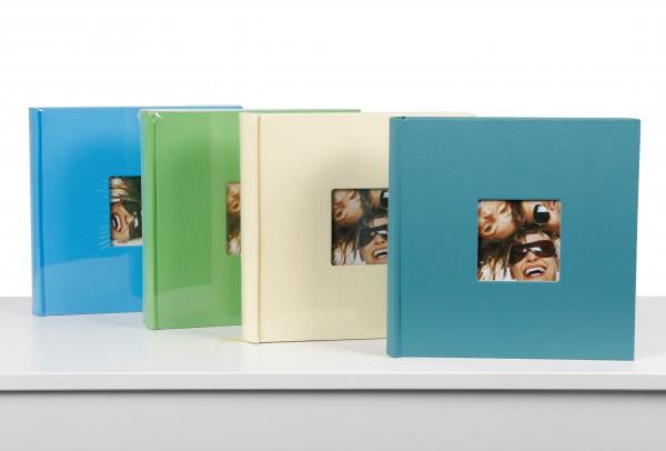 """Walther Memoalbum """"Fun"""" 10x15cm für 200 Fotos (ME-110), verschiedene Farben"""