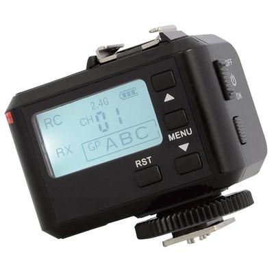 B.I.G. FT2.4 K-CTTL Blitz Funkauslöser Set für Canon
