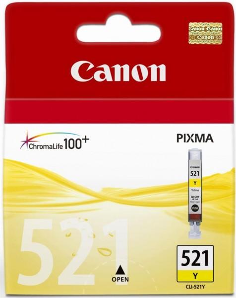 Canon CLI-521Y Tintenpatrone gelb