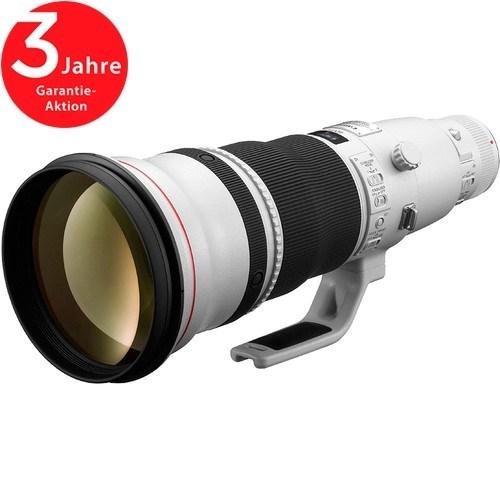 Canon EF 600mm f/4 L IS II USM Objektiv - Schrägansicht