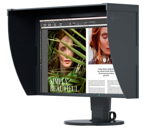 "Eizo CG248-4K ColorEdge 24"" Monitor - Display"