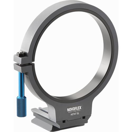 Novoflex ASTAT-SL Stativschelle - Frontansicht