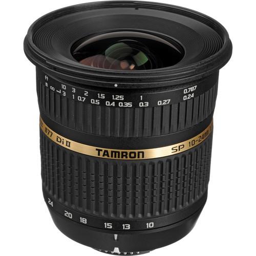 Tamron SP AF 10-24mm f/3.5-4.5 Di II LD ASPH. Objektiv für Sony