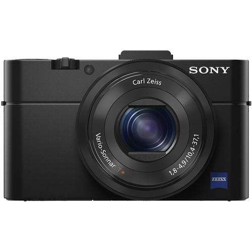 Sony Cyber-Shot DSC-RX100 II - Frontansicht