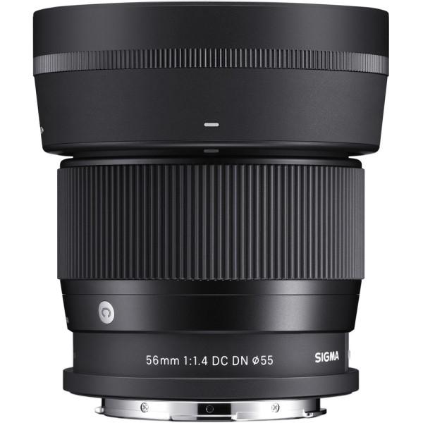 Sigma 56mm f/1.4 DC DN Contemporary Objektiv für L-Mount