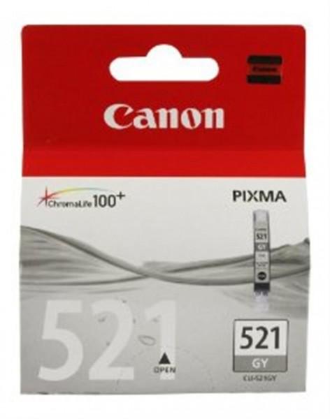 Canon CLI-521 GY Tintenpatrone grau