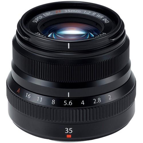 Fujifilm XF 35mm f/2 R WR Objektiv