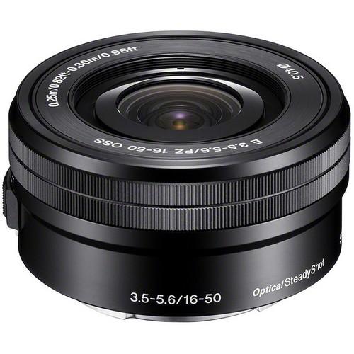 Sony E PZ 16-50mm f/3.5-5.6 OSS Objektiv