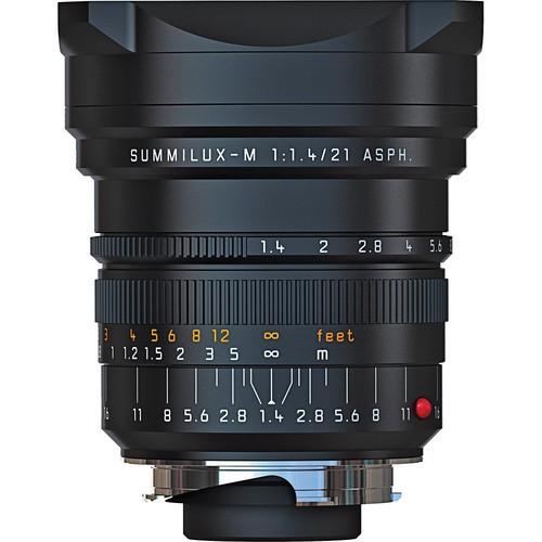Leica Summilux-M 21mm f/1.4 ASPH. Objektiv 11647