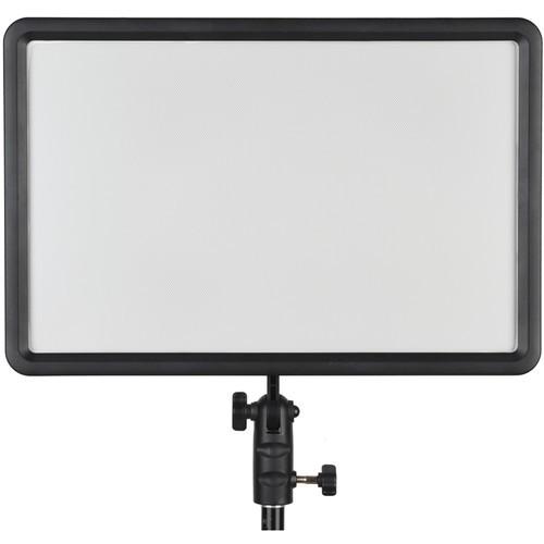 Godox LEDP260C Bi-Color LED Videoleuchte - Frontansicht