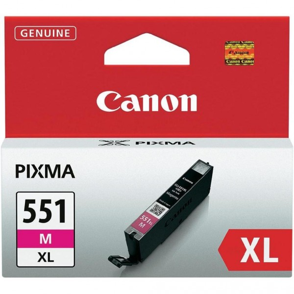 Canon CLI-551M XL Tintenpatrone magenta