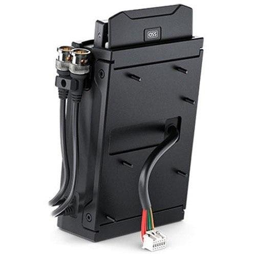 Blackmagic URSA Mini SSD Recorder - Schrägansicht