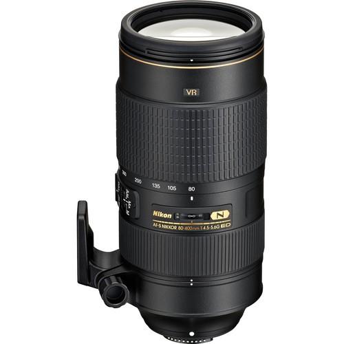 Nikon AF-S Nikkor 80-400mm f/4.5-5.6G ED VR Objektiv