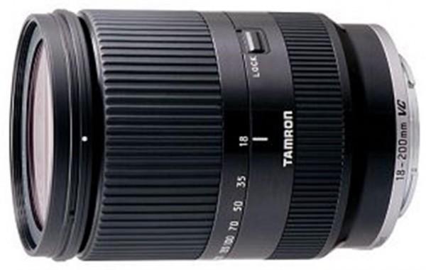 Tamron 18-200mm f/3.5-6.3 Di III VC Objektiv für Sony E