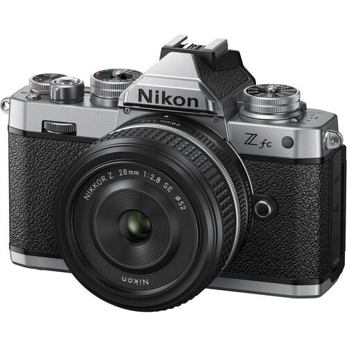Nikon Z fc Kit mit Z DX 28mm f/2.8 Special Edition
