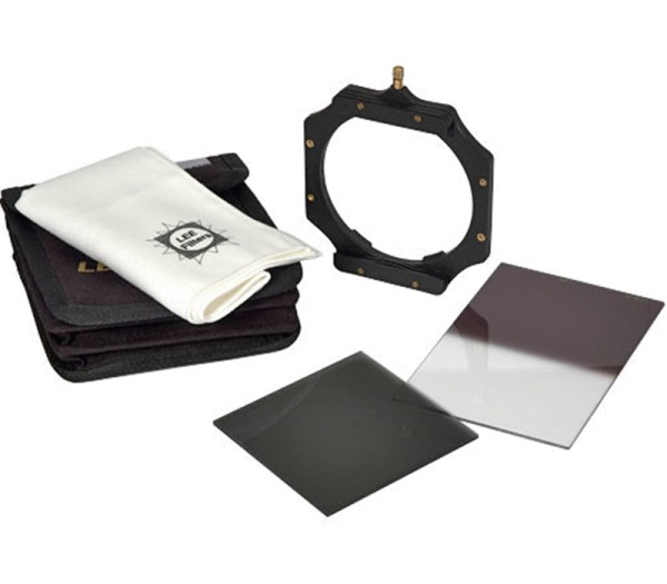 Lee Filters S100 Digital SLR Starter Kit - Lieferumfang