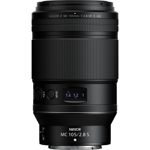 Nikon Z MC 105mm f/2.8 VR S Makro Objektiv