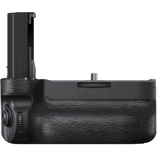 Sony VG-C3EM Batteriegriff - Frontansicht