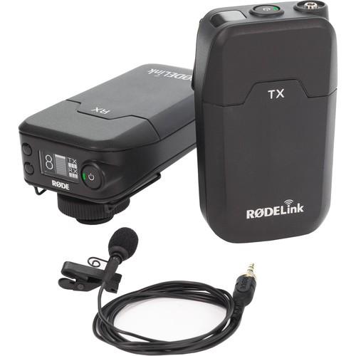 Rode RodeLink Wireless Filmmaker Kit - Frontansicht