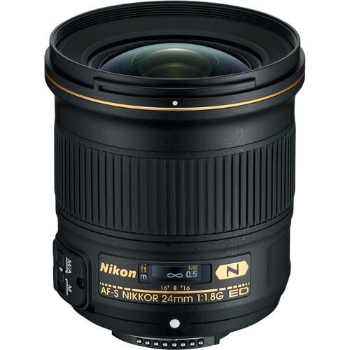 Nikon AF-S Nikkor 24mm f/1.8 G ED Objektiv