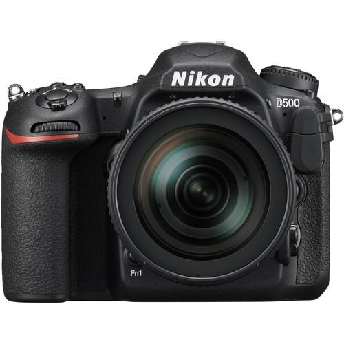 Nikon D500 Kit mit 16-80mm Objektiv