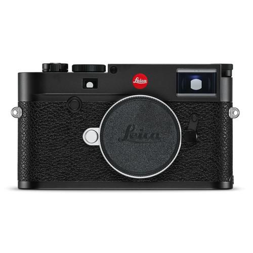 Leica M10 Gehäuse - Frontansicht