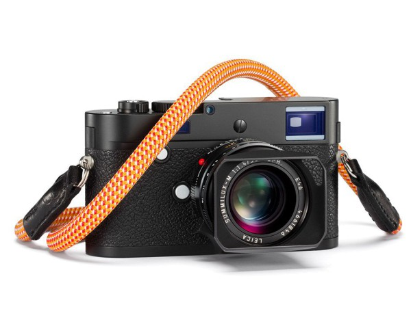 Leica Rope Strap Glowing Red 100cm (18588) - Nutzung