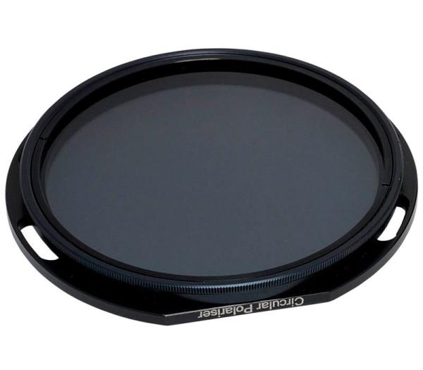 Lee Filters Seven5 Polariser Zirkular-Polfilter (CPL-Filter) - Frontansicht
