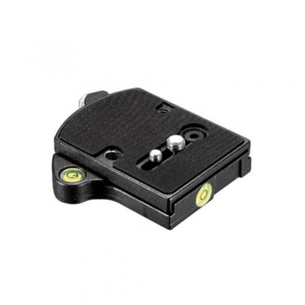 Manfrotto 410PL Schnellwechselplatte - Frontansicht