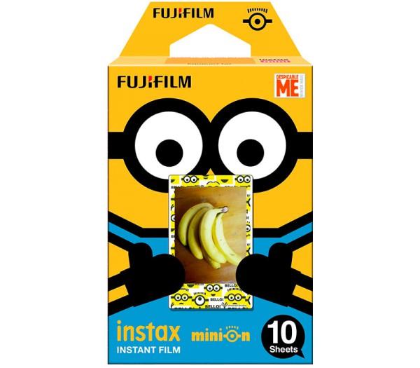Fujifilm Instax Mini 8 Minion DMF Sofortbildfilm - Frontansicht