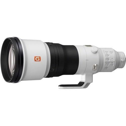 Sony FE 600mm f/4 GM OSS Objektiv - Schrägansicht