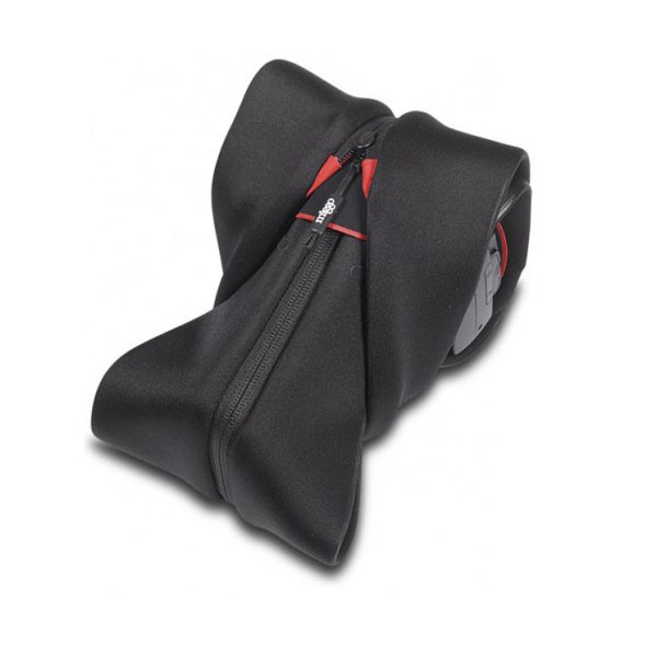 Miggö Strap & Wrap SLR Schutzhülle BB 90 blau/schwarz
