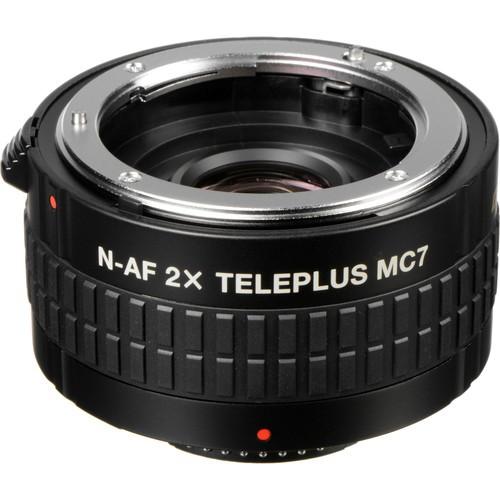 Kenko Konverter AF MC7 DGX 2.0x für Nikon - Frontansicht