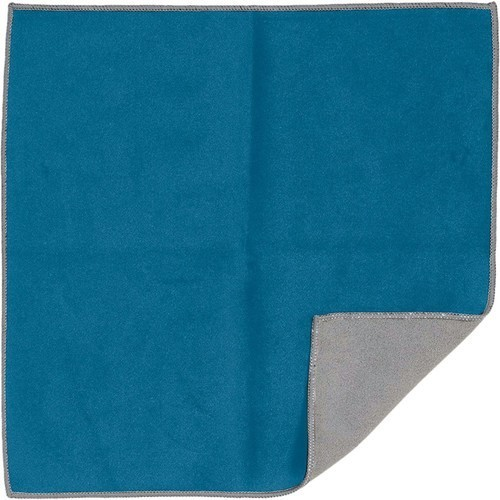 Easy Wrapper selbsthaftendes Einschlagtuch blau (47 x 47 cm) - Frontansicht