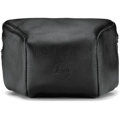 Leica Leder Softtasche schwarz für Leica M10