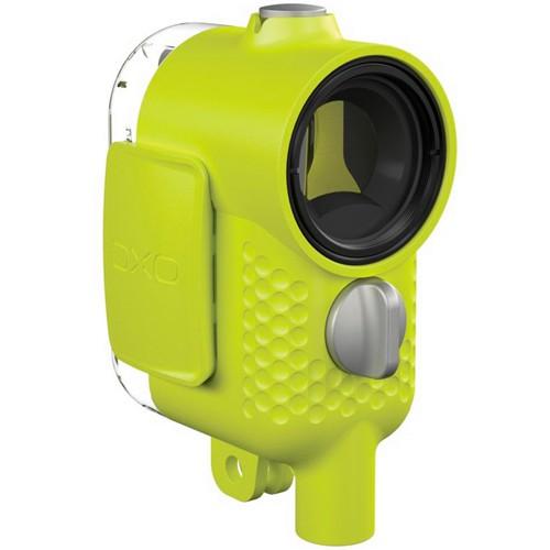 DXO Outdoor Shell Schutzgehäuse grün - Schrägansicht