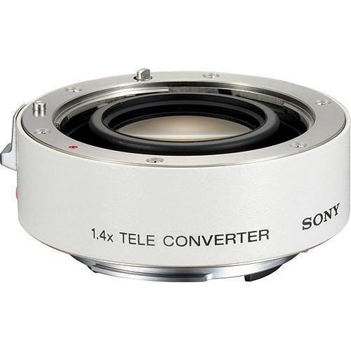 Sony A Telekonverter 1.4x weiss - Frontansicht