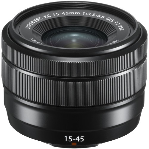 Fujifilm XC 15-45mm f/3.5-5.6 O.I.S. PZ Objektiv