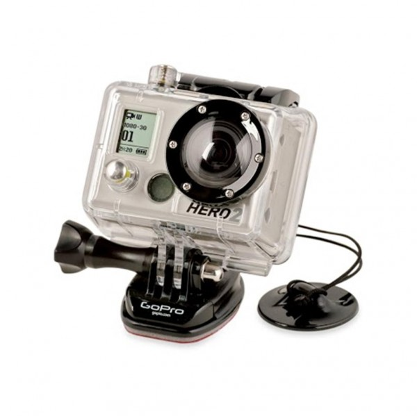 GoPro Kamera Zusatzsicherung