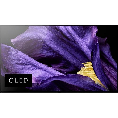 Sony KD-65AF9 OLED TV - Frontansicht
