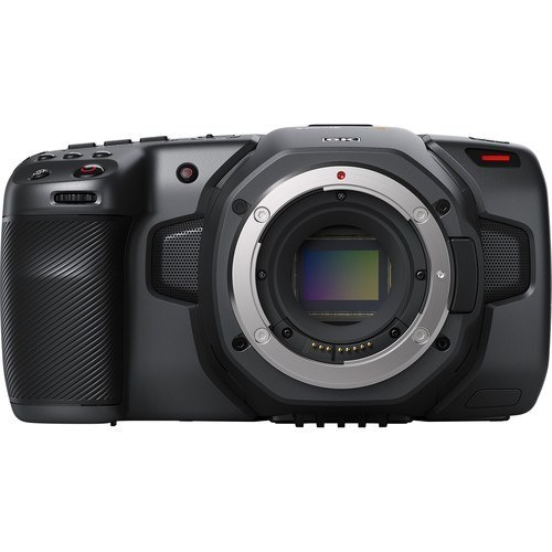 Blackmagic Pocket Cinema Kamera 6K - Frontansicht