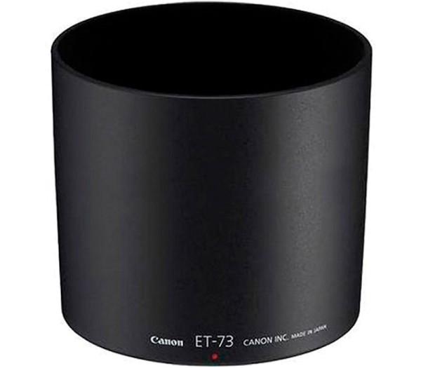 Canon ET-73 Gegenlichtblende - Frontansicht