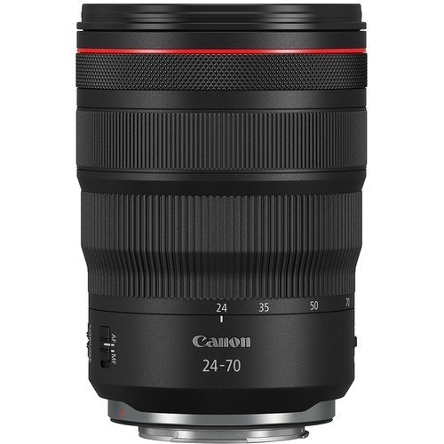 Canon RF 24-70mm f/2.8L IS USM Objektiv - Frontansicht
