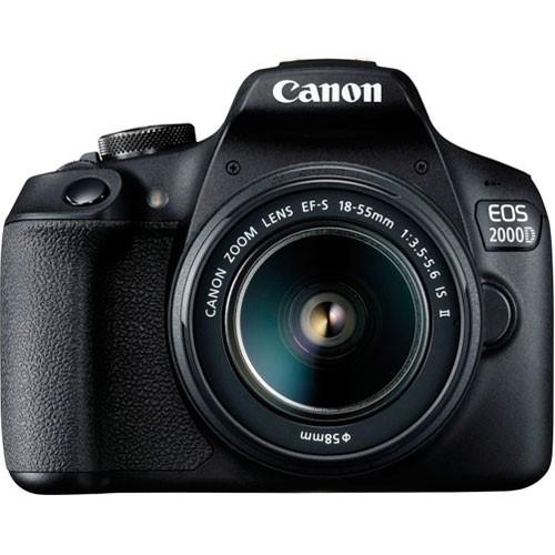 Canon EOS 2000D Kit - Frontansicht